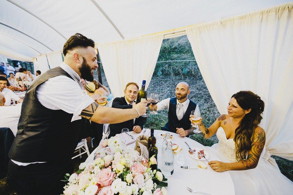 matrimonio ad Ameglia La Spezia