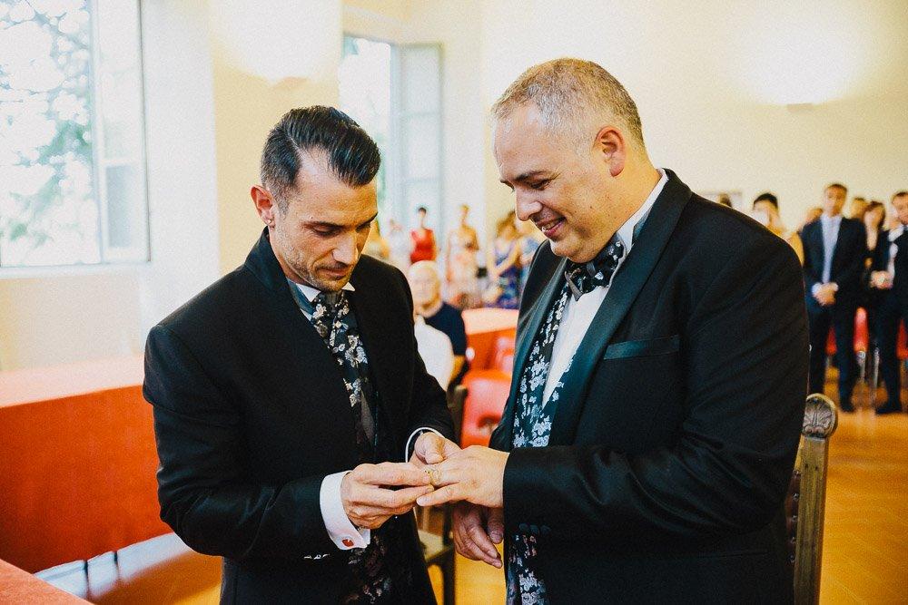 matrimonio same sex a villa il salicone pistoia
