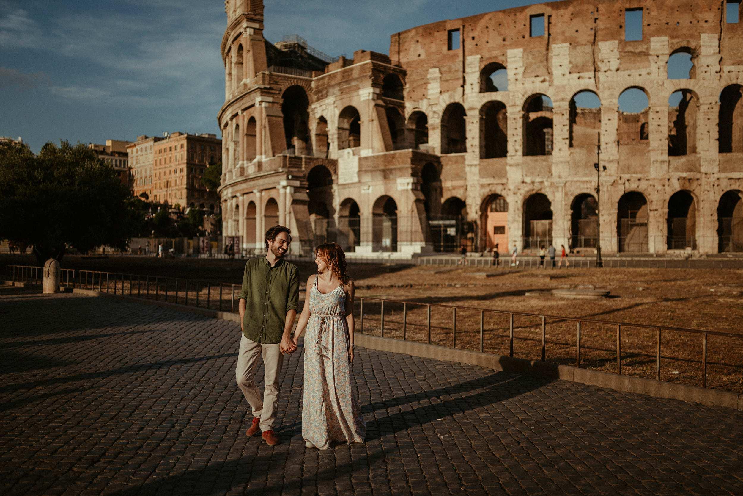 engagement session roma