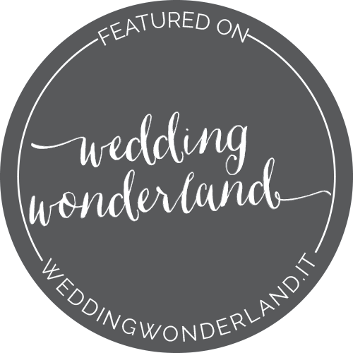 in primo piano su wedding wonderland